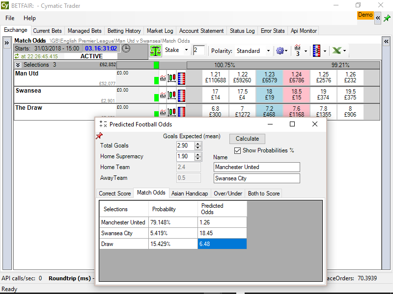 Advanced Cymatic Trader - Ultra Fast Trading Software for